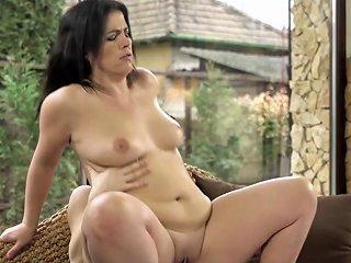 Big Ass Stepmom Doggy Styled Until Big Messy Facial Porn Videos