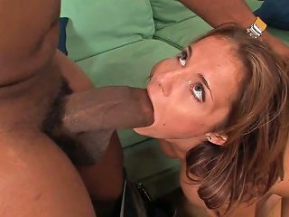 Black Stud Fucks Whore Wife Amanda Blue And Cums On Her Big Ass