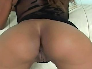 Black Beauty Try Anal