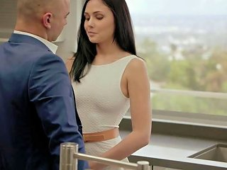 Tenant Ariana Marie Fucked In Her Ass By Landlord Porn Videos