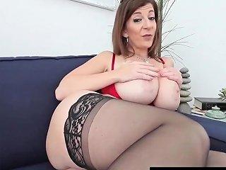 Big Booty Professor Ms Sara Jay Makes Student Lose His Load