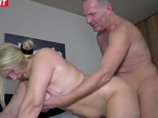 Letsdoeit German Wife Cheats And Fucks Her Boss At Home