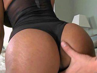 Ebony Slut Gets Annihilated Porn Videos