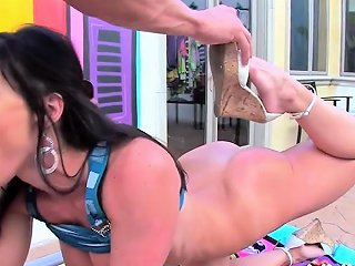 Passionate Booty Kendra Lust Gets Wrecked Nuvid