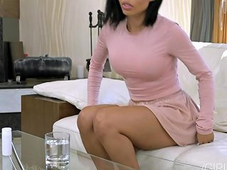 Rimming Pleasure With A Hot Latina Beauty
