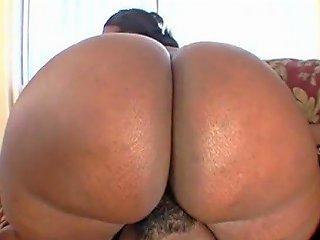 Ebony Big Ass BBW Fucks Her Student