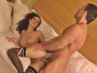 Skinny Chick Enjoys A Good Butt Fucking